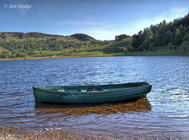 Watendlath Tarn Boat