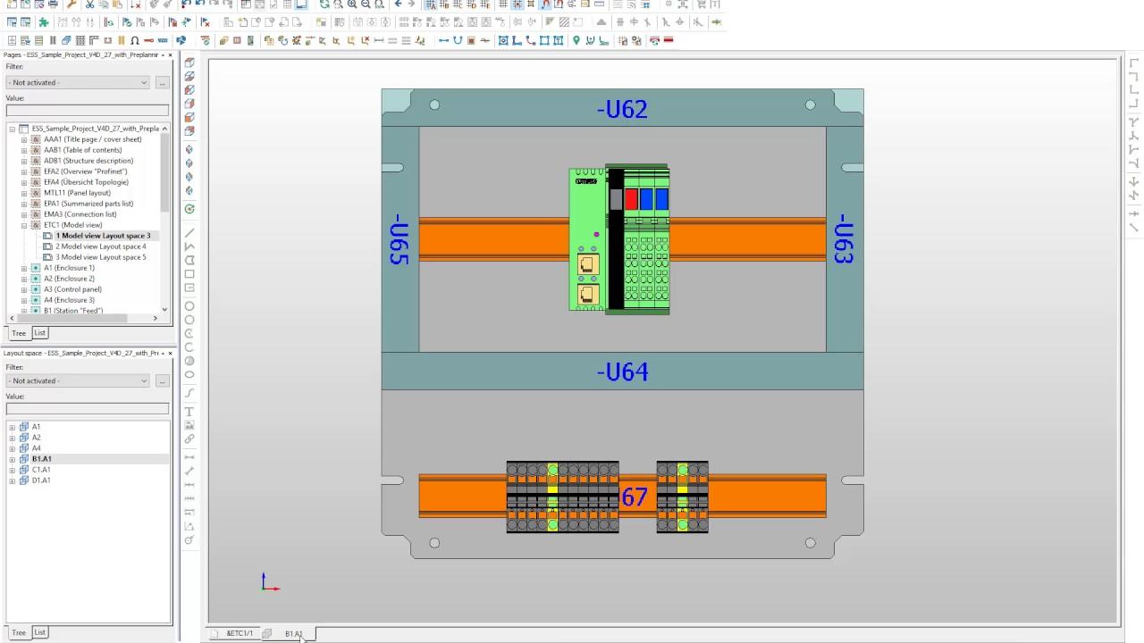 Working with EPLAN Pro Panel 2.7.3.11418 full