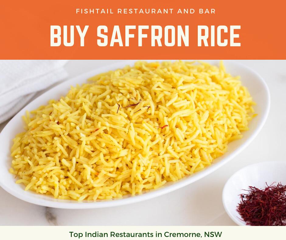 Buy Saffron Rice
