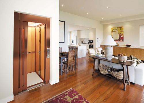 4 loại công nghệ thang máy gia đình cho căn hộ