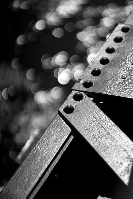 Rivets on the Blue Bridge