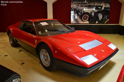 Ferrari 512BB 1979
