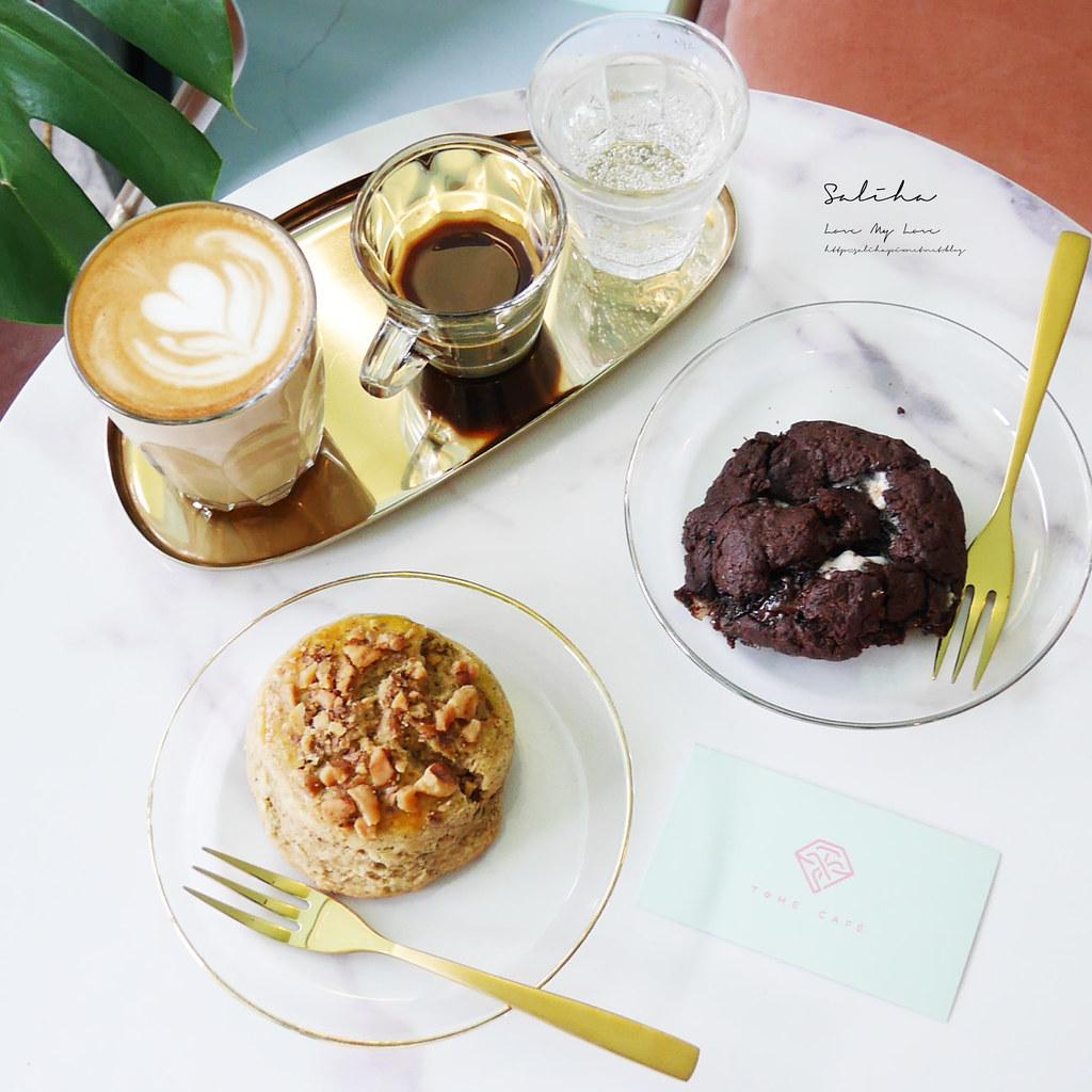 台北士林區超美好拍網美風浪漫咖啡館推薦T.ME Cafe貴婦下午茶可久坐聊天看書約會 (2)