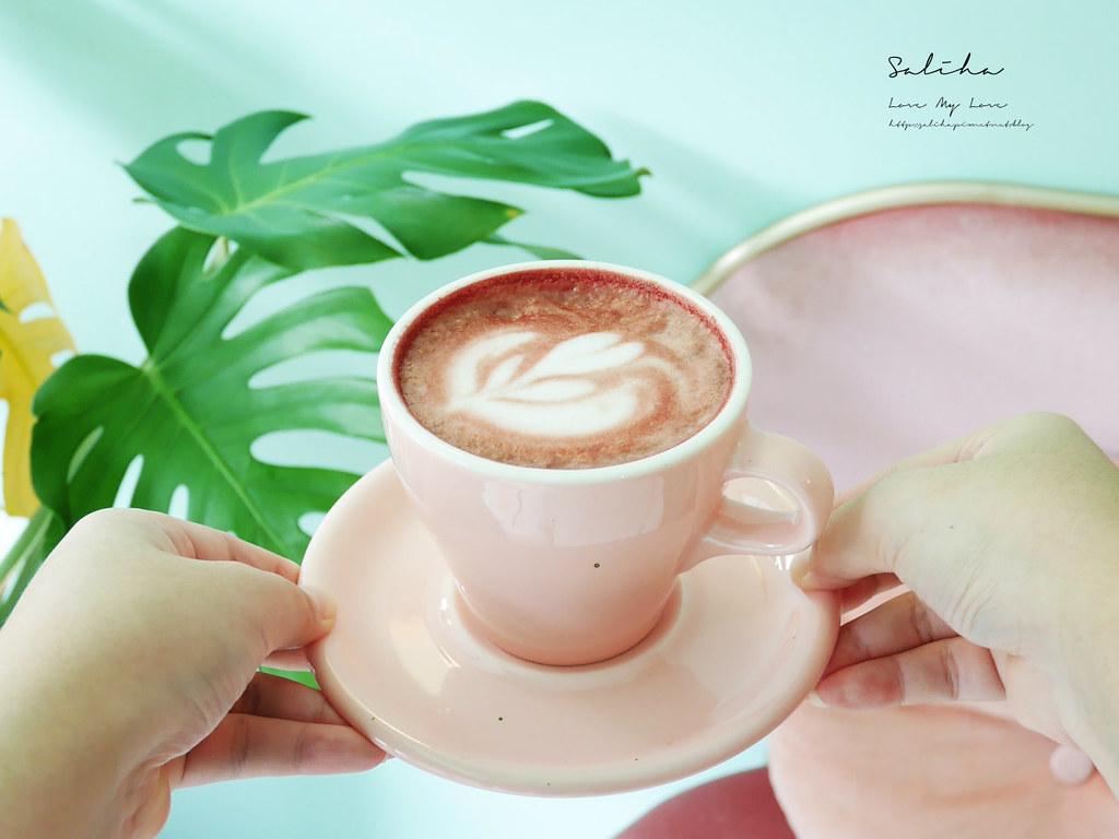 台北士林站咖啡廳推薦T.ME Cafe不限時可久坐好喝下午茶點心氣氛好夢幻可外帶 (2)