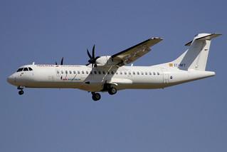 EC-NFT. ATR-72. Air Nostrum. PMI.