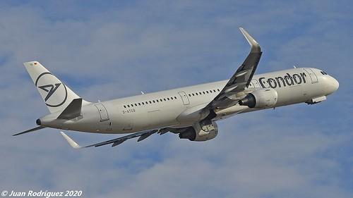 D-ATCG - Condor - Airbus A321-211 (WL) - PMI/LEPA