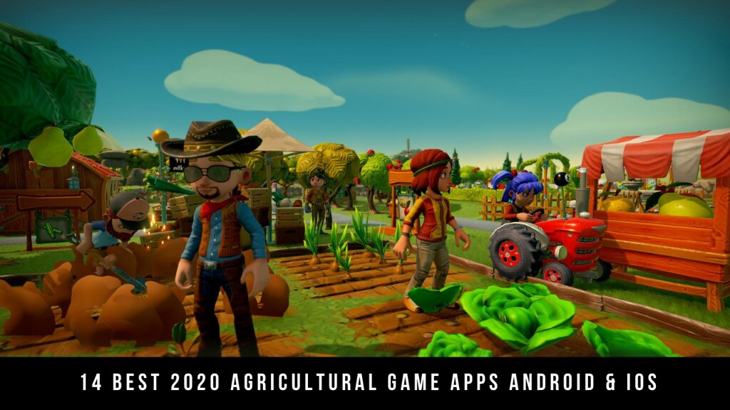 14 Best 2020 Agricultural Game Apps Android & iOS