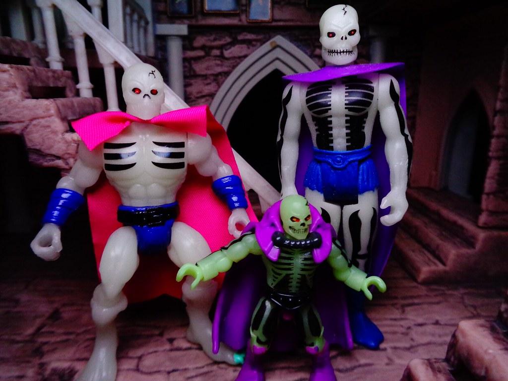 Scare-Glow Family Portrait