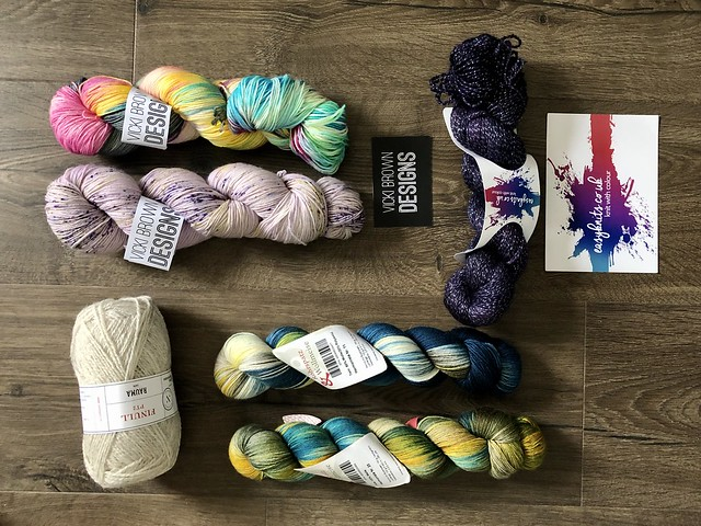 Edinburgh yarn festival 2019 - EvinOK.com
