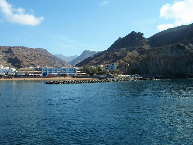 PLaya de Mogán-Gran Canaria