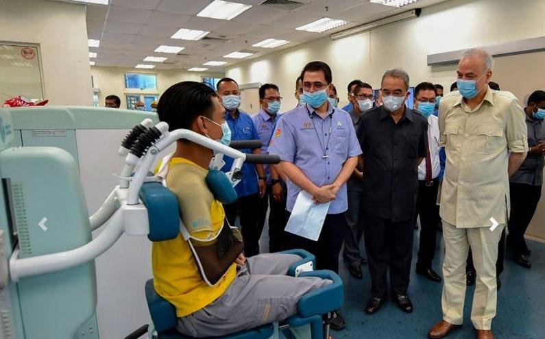 Another Perkeso Rehabilitation Centre to be built in Perak