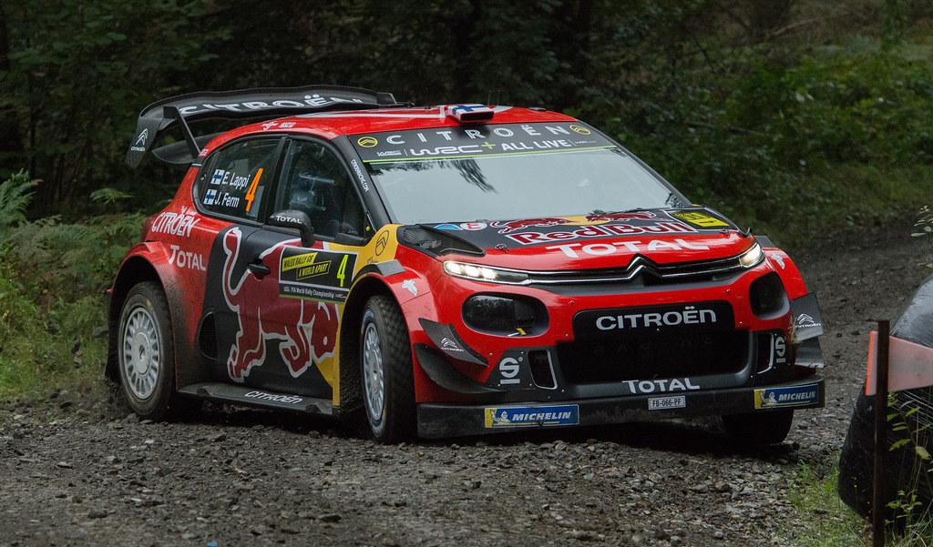 Citroen C3 WRC - Lappi