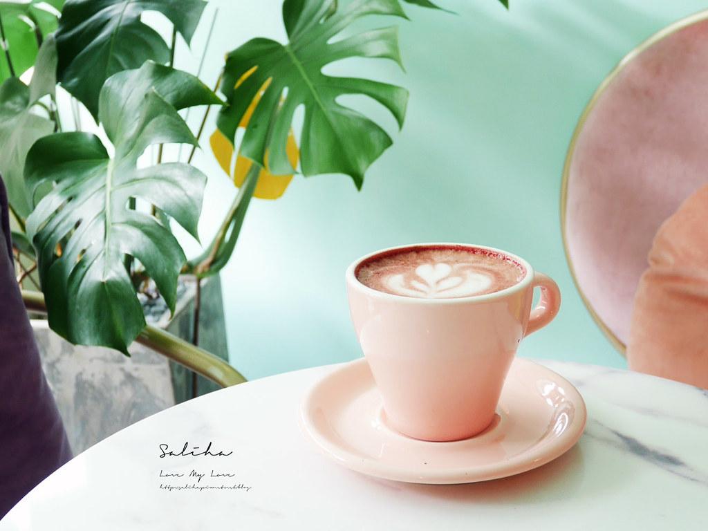 台北超美必拍夢幻浪漫唯美咖啡廳下午茶T.ME Cafe士林站附近可久坐聊天 (3)