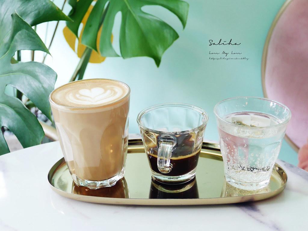 台北士林區超美好拍網美風浪漫咖啡館推薦T.ME Cafe貴婦下午茶可久坐聊天看書約會 (1)