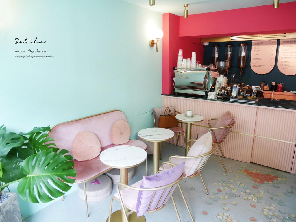 台北士林站咖啡廳推薦T.ME Cafe不限時可久坐好喝下午茶點心氣氛好夢幻可外帶 (1)