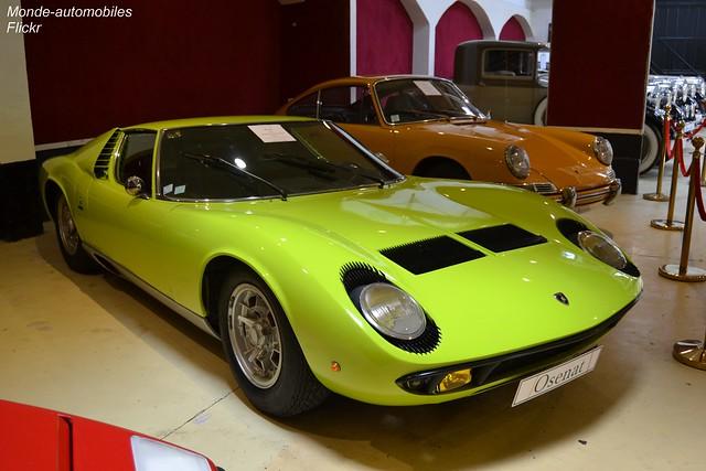 Lamborghini Miura P400 S 1969