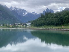Andalsnes  Paragliding