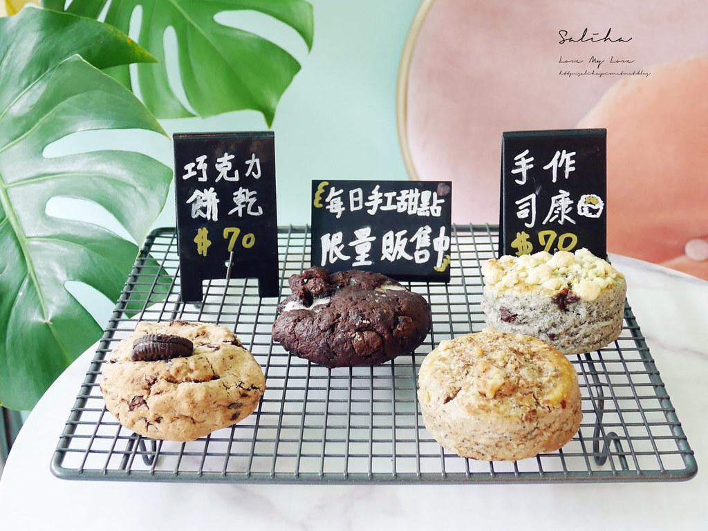 台北士林站附近不限時咖啡廳下午茶推薦T.ME Cafe夢幻ig必拍飲料網美風 (1)
