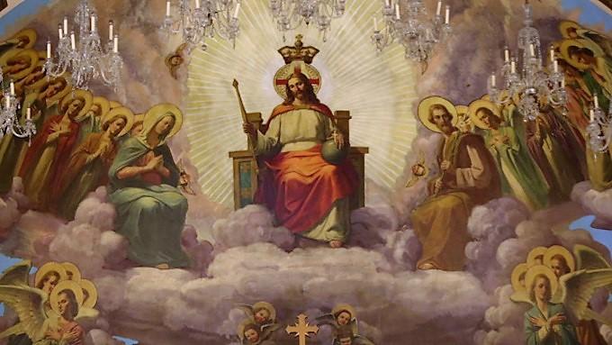 Cristo, rey de los corazones y de las naciones