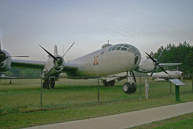 Boeing B-29-A Superfortress, Georgia Veterans State Park, GA (2 of 2)