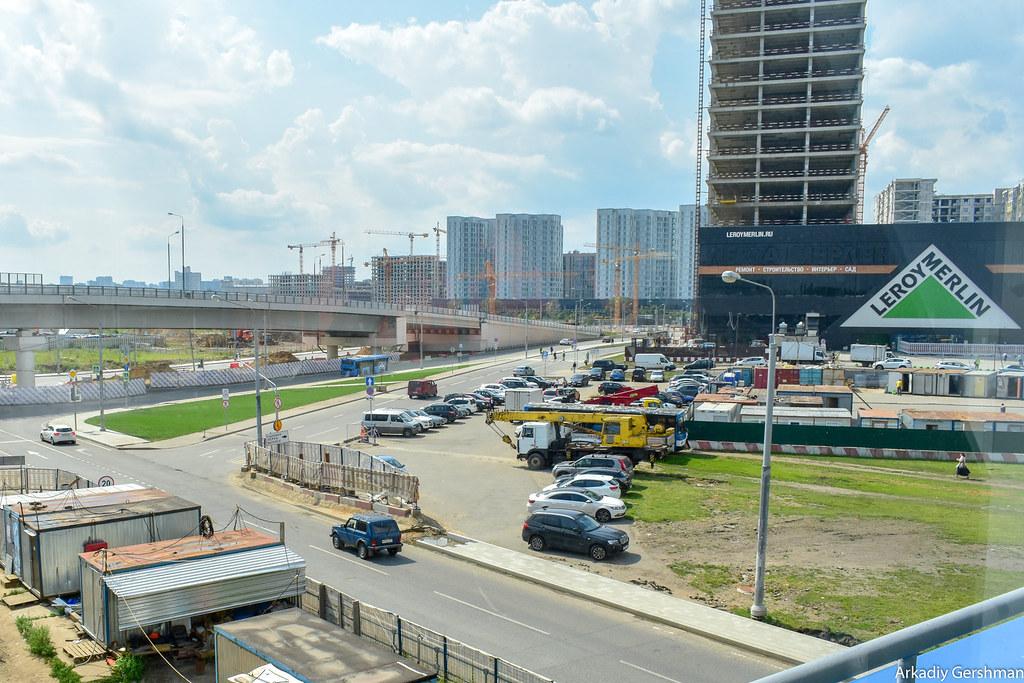 ЗИЛ: новый район Москвы с типовыми ошибками застройка,благоустройство,озеленение,общественный транспорт,МЦК,пешеход,Москва,ЗИЛ