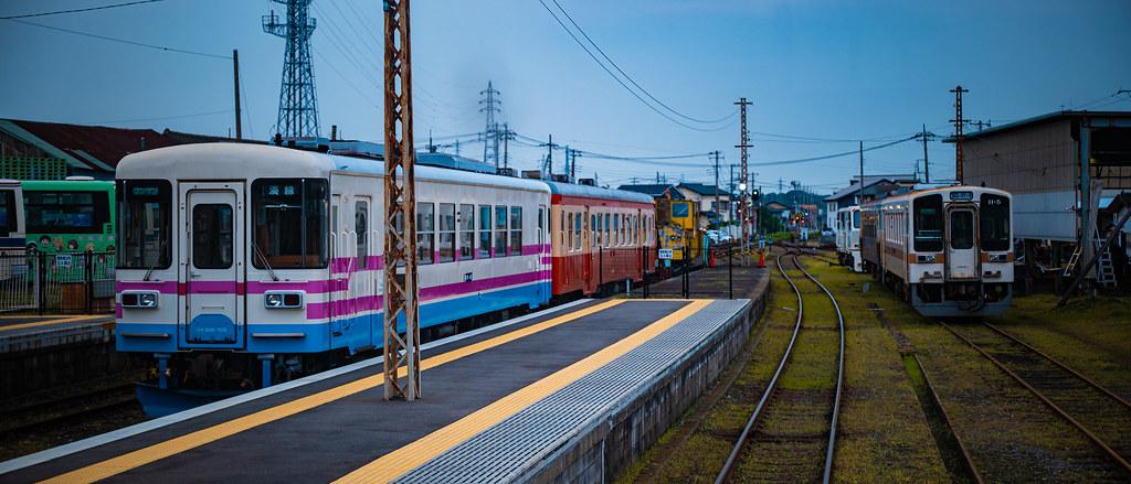 Naka-minato Station