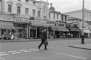Westbourne Grove,Garway Rd, Bayswater, Westminster, 1987 87-7d-12-positive_2400