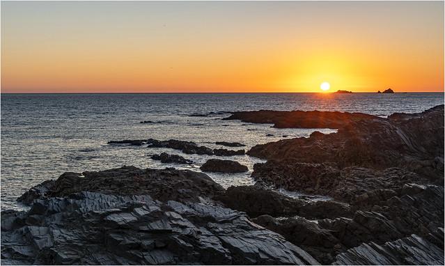 More Cornish seascapes ....
