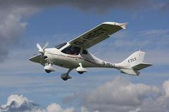 G-HECT Flight Design CTSL [F-09-04-06]  Sywell 010919 (2)