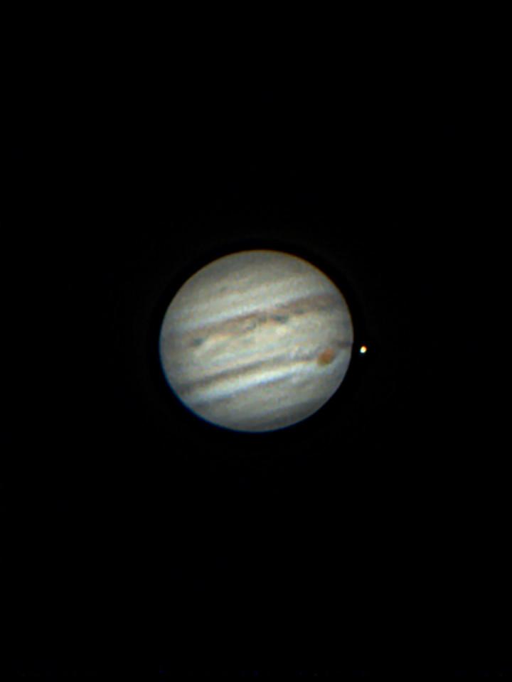 Jupiter du 21/07/2020