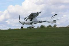 G-GAVV Flight Design CTSL [E-18-12-51] Sywell 010919