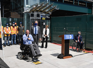 MTA Announces Completion of Four ADA-Accessible Stations | by MTAPhotos