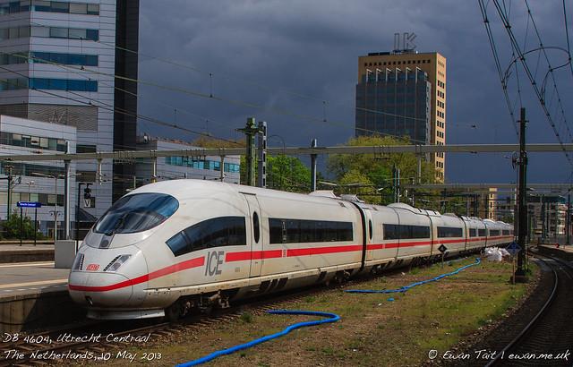 DB 4604, Utrecht Centraal