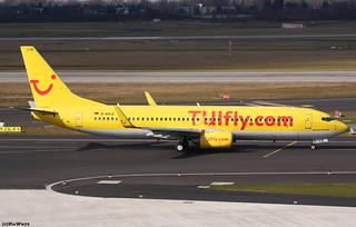 TUIfly Boeing 737-8K5(WL) D-AHLQ