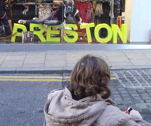 Back in Preston | by Tony Worrall