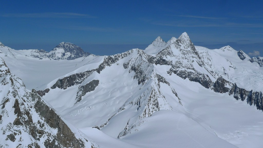 Gross Wannenhorn Berner Alpen / Alpes bernoises Switzerland photo 39