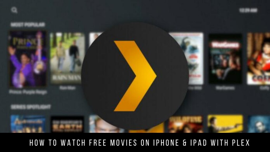 How to Watch Free Movies on iPhone & iPad with Plex