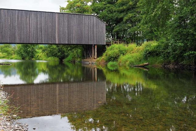 Reflections Upon a Bridge