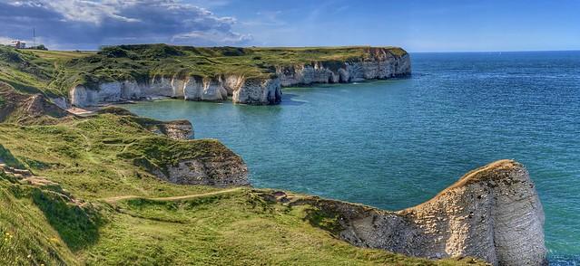 Flamborough Bay