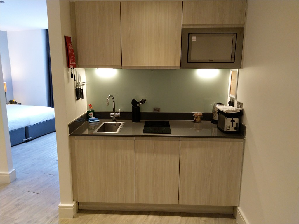 Kitchenette, StayCity Aparthotel Greenwich