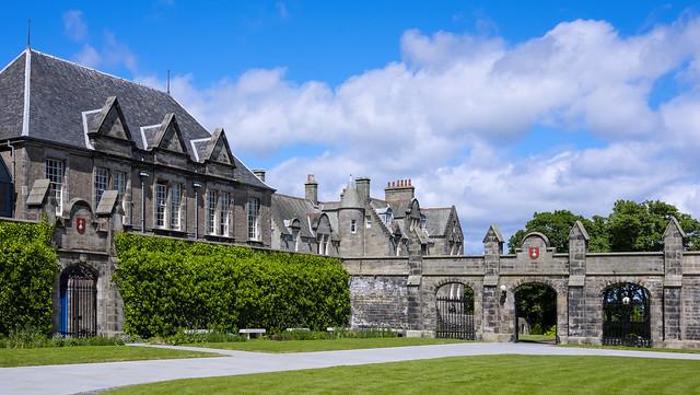 St Salvator's Quad, University of St Andrews