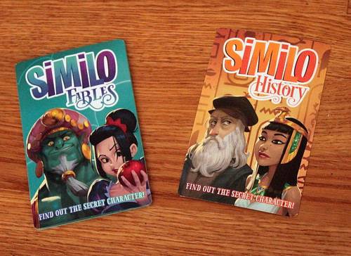 Similo: Fables and Similo: History | by MeoplesMagazine