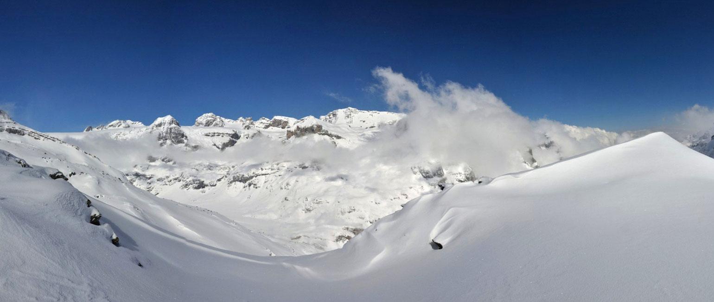 Fridolinshütte Glarner Alpen Switzerland panorama 10