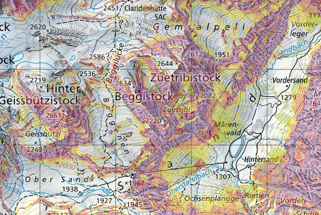 Fridolinshütte Glarner Alpen Switzerland photo 33