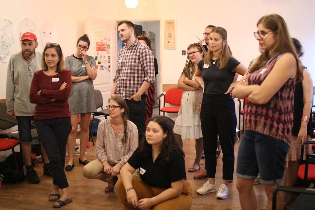 Az elnyomás arcai - Képzés a társadalmi egyenlőtlenségekről
