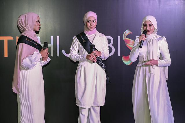 Pencarian Ikon Wanita Moden Masa Kini Menerusi RATU HIJABISTA