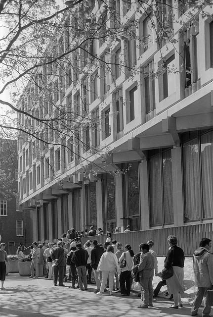US Embassy, Upper Grosvenor St, Mayfair, Westminster, 1987 87-7a-43-positive_2400