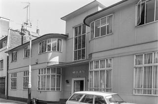 Culross St/Park Lane area, Mayfair, Westminster, 1987 87-7a-12-positive_2400