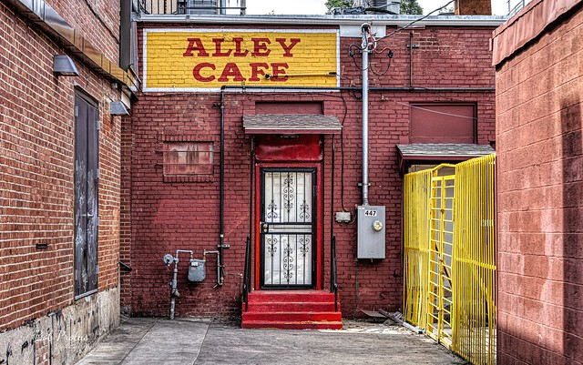 Alley Cafe (Made Explore Jul 29, 2020 #147)