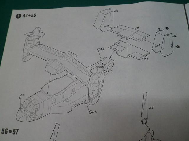 Ouvre-boîte Bell Boeing V22-A [Italeri 1/72] 50159784688_2bbccf7b2b_z